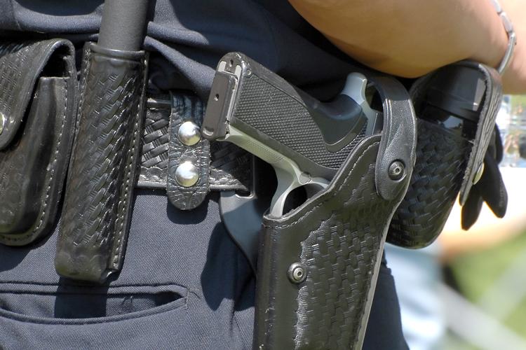 police_gun