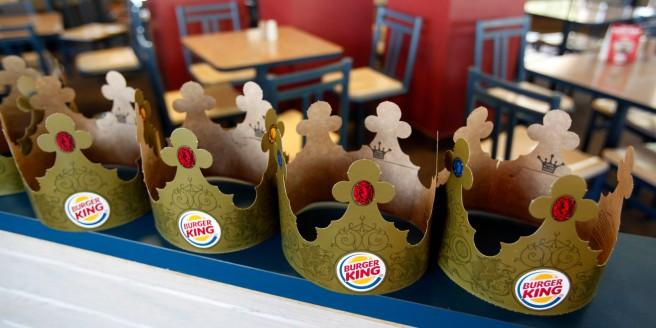 Earns Burger King